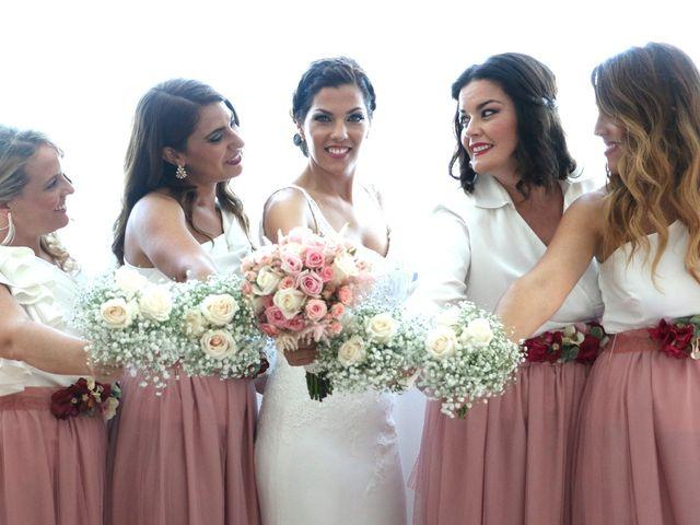 La boda de Nacho y Manuela en Alhaurin De La Torre, Málaga 22