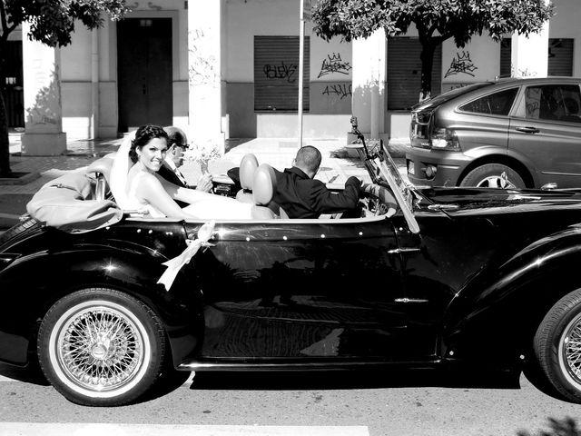 La boda de Nacho y Manuela en Alhaurin De La Torre, Málaga 25