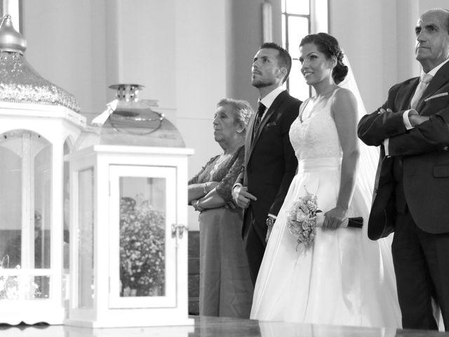 La boda de Nacho y Manuela en Alhaurin De La Torre, Málaga 27