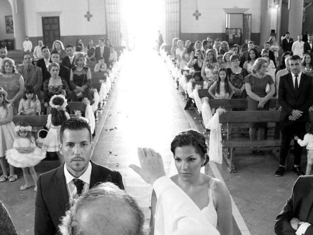La boda de Nacho y Manuela en Alhaurin De La Torre, Málaga 28