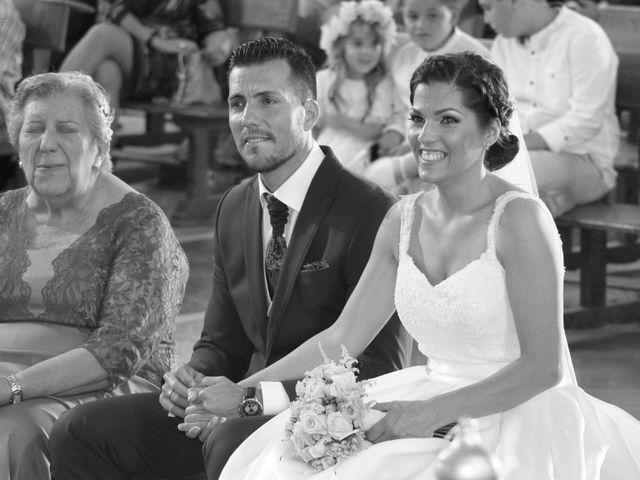 La boda de Nacho y Manuela en Alhaurin De La Torre, Málaga 30