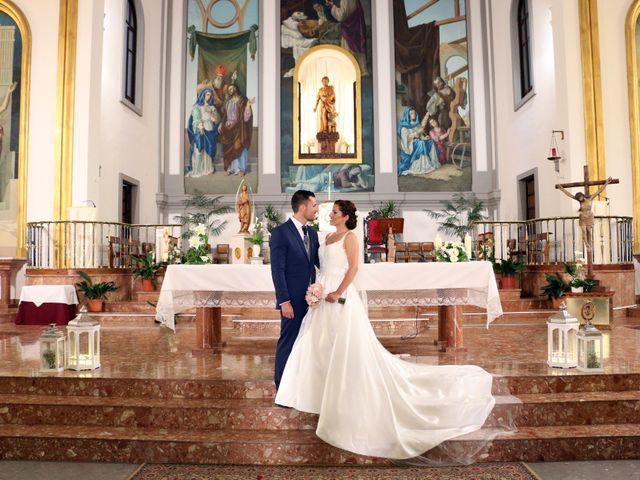 La boda de Nacho y Manuela en Alhaurin De La Torre, Málaga 31