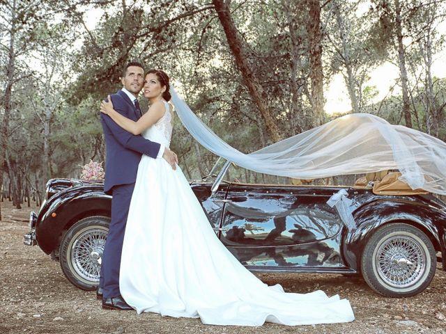 La boda de Nacho y Manuela en Alhaurin De La Torre, Málaga 35