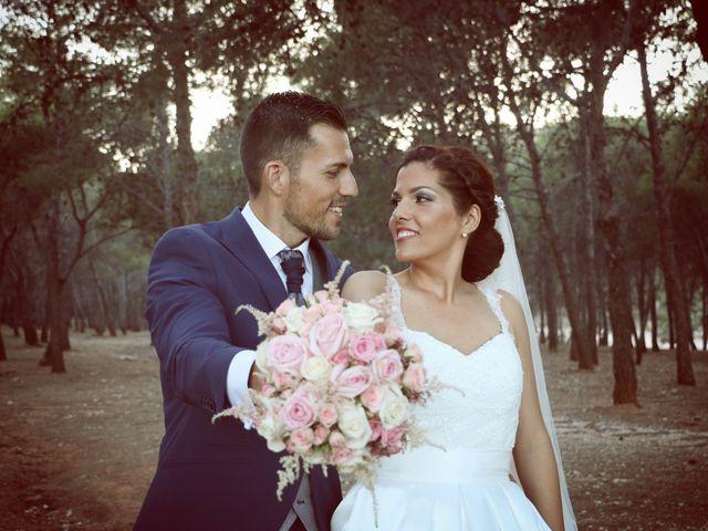 La boda de Nacho y Manuela en Alhaurin De La Torre, Málaga 36