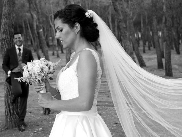 La boda de Nacho y Manuela en Alhaurin De La Torre, Málaga 37
