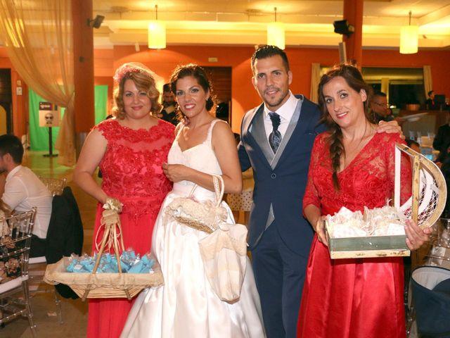 La boda de Nacho y Manuela en Alhaurin De La Torre, Málaga 57