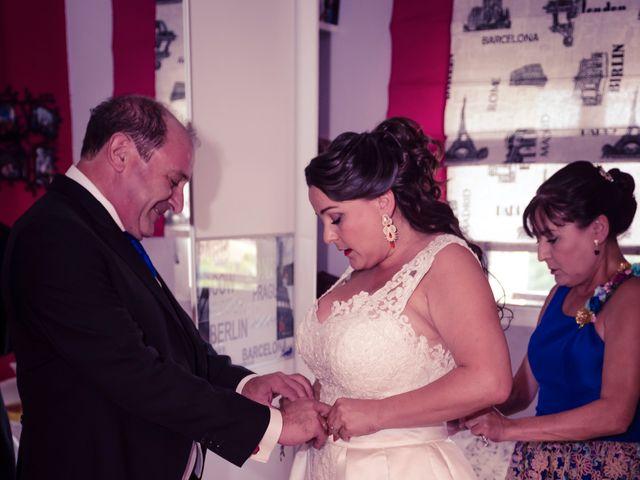 La boda de Jose Antonio y Ana en Carmona, Sevilla 6