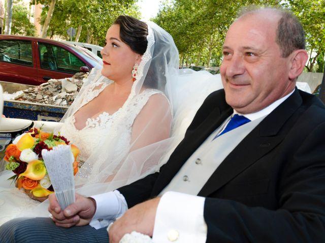 La boda de Jose Antonio y Ana en Carmona, Sevilla 8