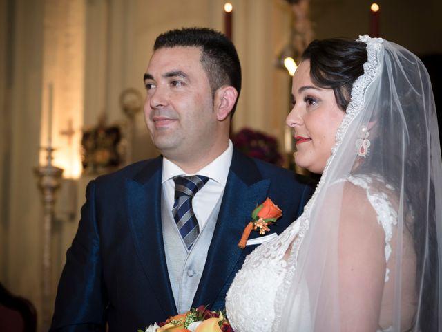 La boda de Jose Antonio y Ana en Carmona, Sevilla 10