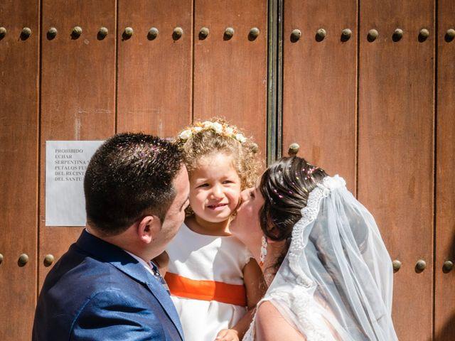 La boda de Jose Antonio y Ana en Carmona, Sevilla 11