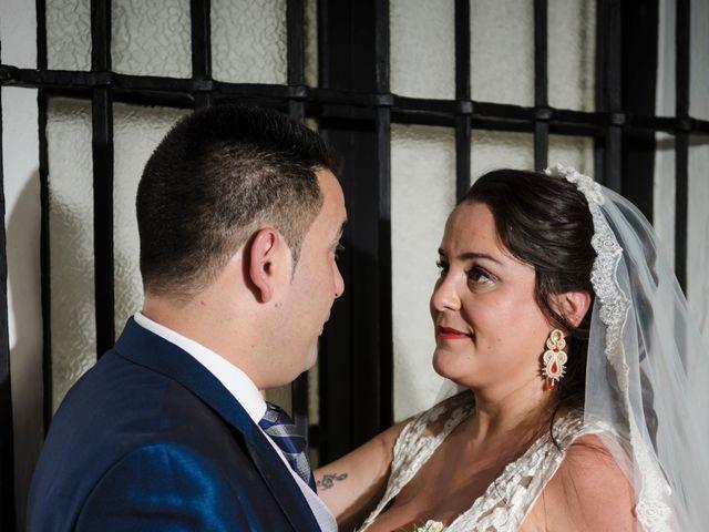 La boda de Jose Antonio y Ana en Carmona, Sevilla 12
