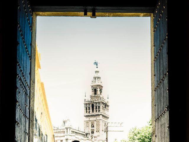 La boda de Jose Antonio y Ana en Carmona, Sevilla 2