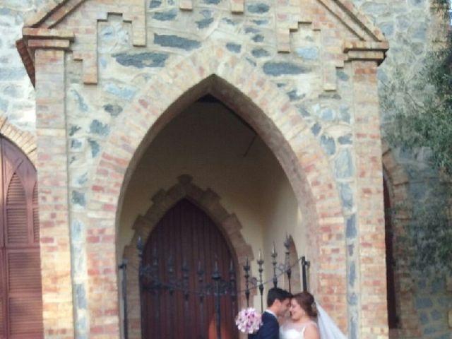 La boda de Oscar y Ali en Huelva, Huelva 5