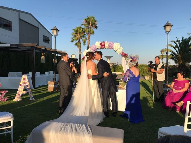 La boda de Oscar y Ali en Huelva, Huelva 6