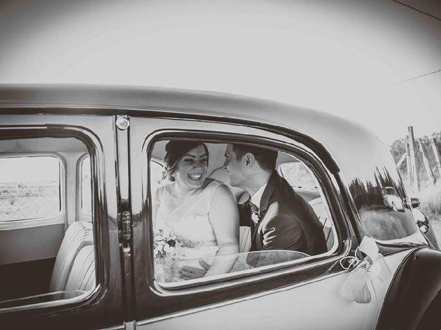 La boda de Oscar y Ali en Huelva, Huelva 1