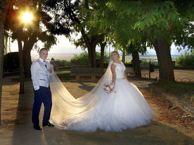La boda de Cristina y Stefan
