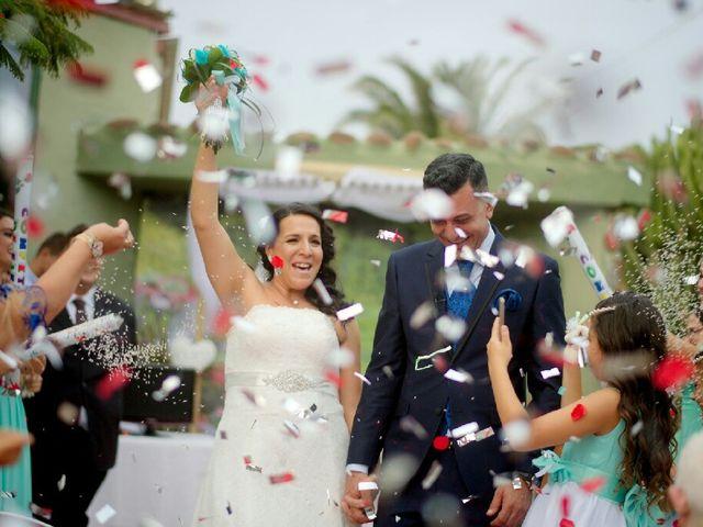 La boda de Patricia y Fran