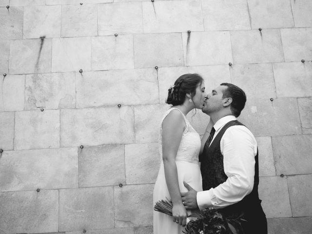 La boda de Àlida y Ricard