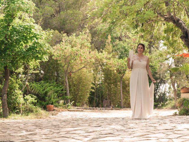 La boda de Ricard y Àlida en La Selva Del Camp, Tarragona 38