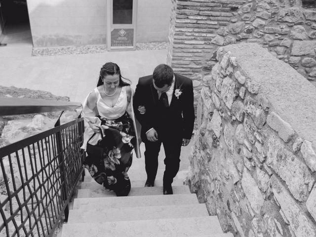 La boda de Ricard y Àlida en La Selva Del Camp, Tarragona 39