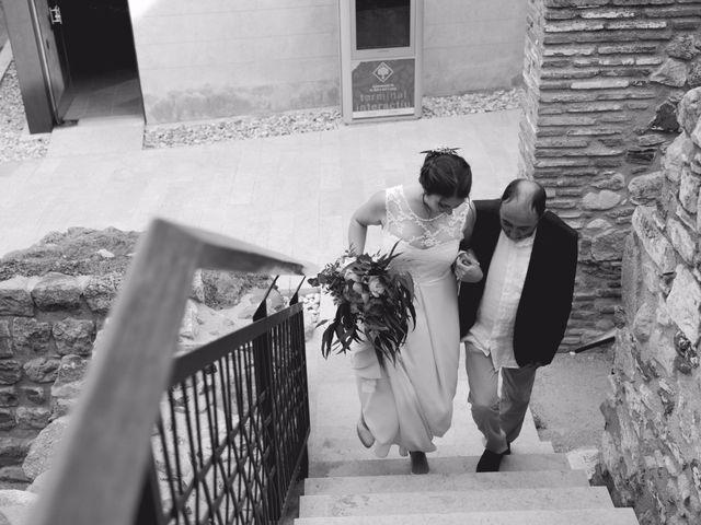 La boda de Ricard y Àlida en La Selva Del Camp, Tarragona 42