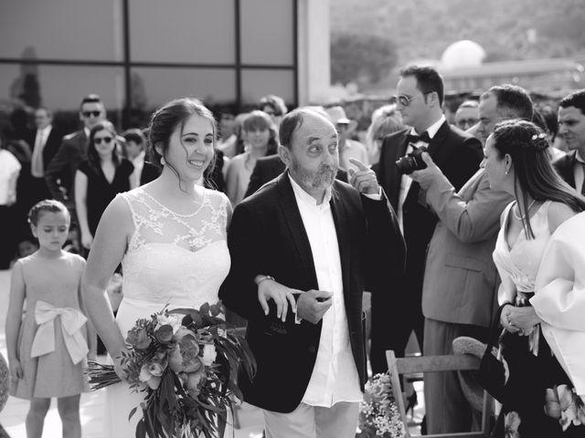 La boda de Ricard y Àlida en La Selva Del Camp, Tarragona 44
