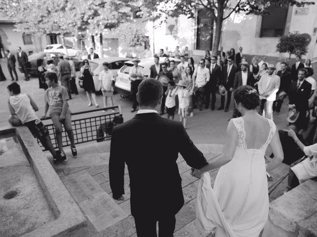 La boda de Ricard y Àlida en La Selva Del Camp, Tarragona 55