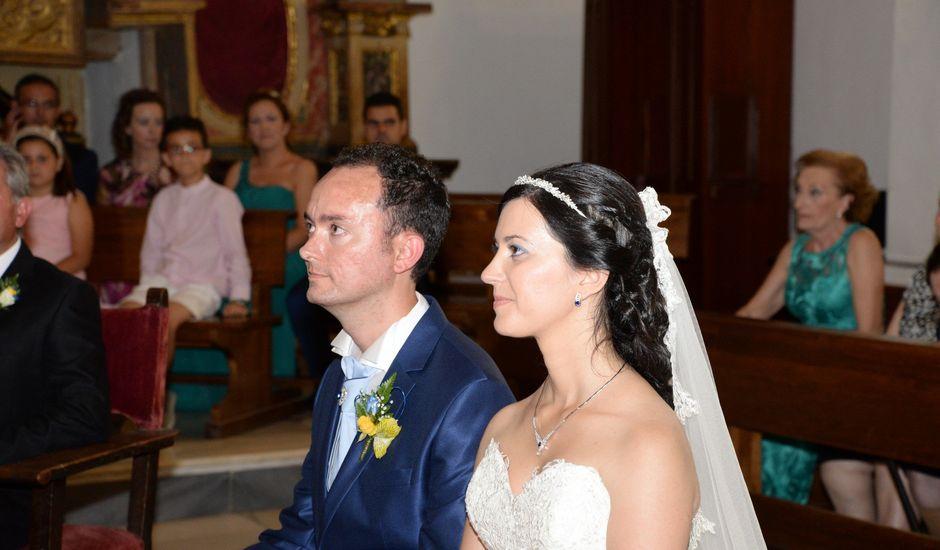 La boda de Jose y Estefanía en Laujar De Andarax, Almería