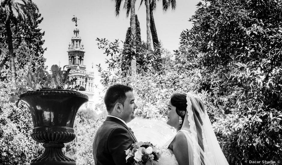 La boda de Jose Antonio y Ana en Carmona, Sevilla