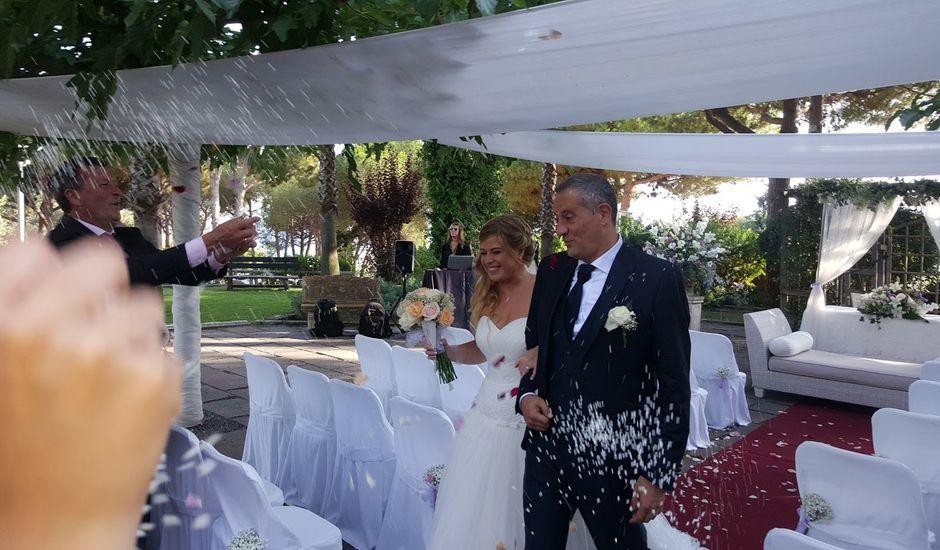La boda de Alfonso y Mary en Sant Vicenç De Montalt, Barcelona