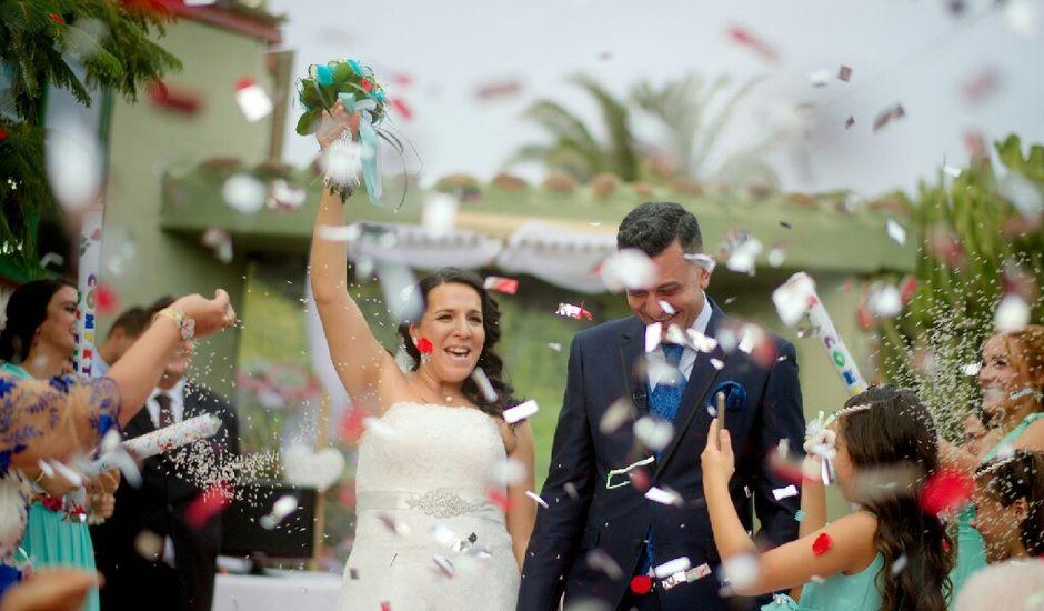 La boda de Fran y Patricia en Ingenio, Las Palmas