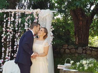 La boda de Judith y Álvaro