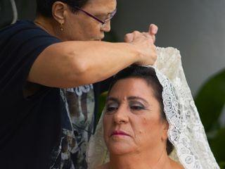 La boda de Esther y Paco 1