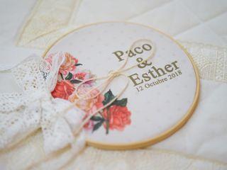 La boda de Esther y Paco 2