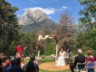 La boda de Marc y María