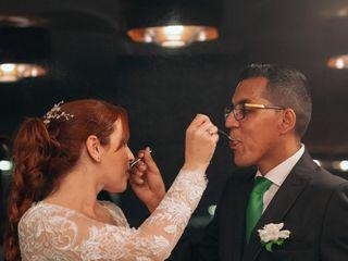 La boda de Diana y Jhonatan