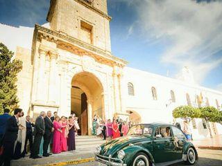 La boda de Paco  y Tomary 1