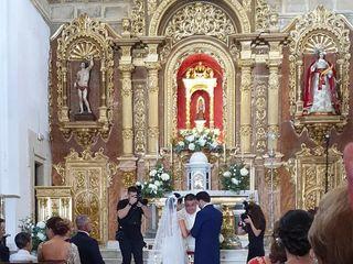 La boda de Paco  y Tomary 2