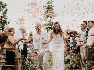La boda de Anna y Cacus