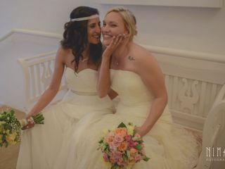 La boda de Maria y Iliana