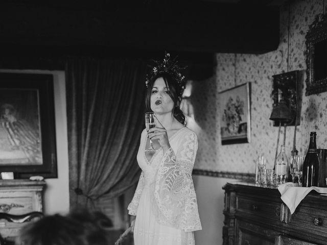 La boda de Fer y Vero en Infiesto, Asturias 67
