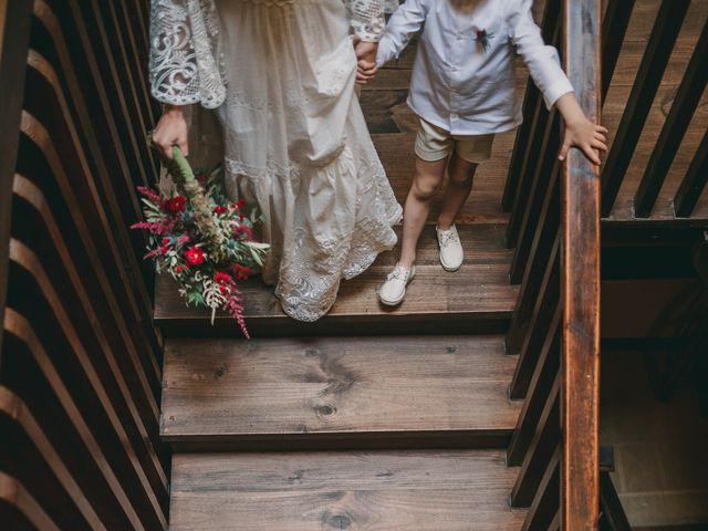 La boda de Fer y Vero en Infiesto, Asturias 70