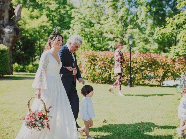 La boda de Fer y Vero en Infiesto, Asturias 71