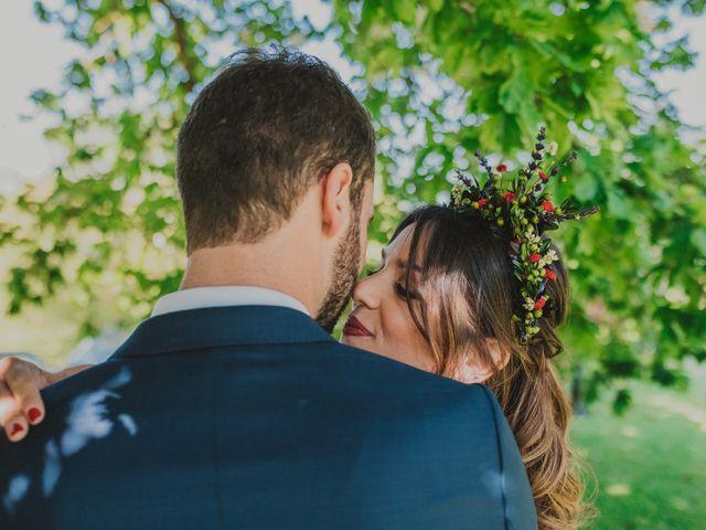 La boda de Fer y Vero en Infiesto, Asturias 85