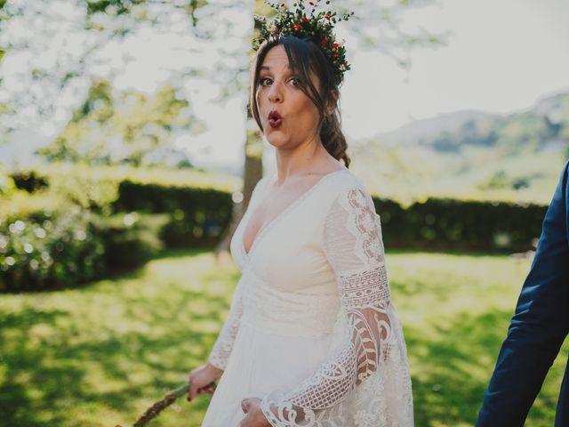 La boda de Fer y Vero en Infiesto, Asturias 94