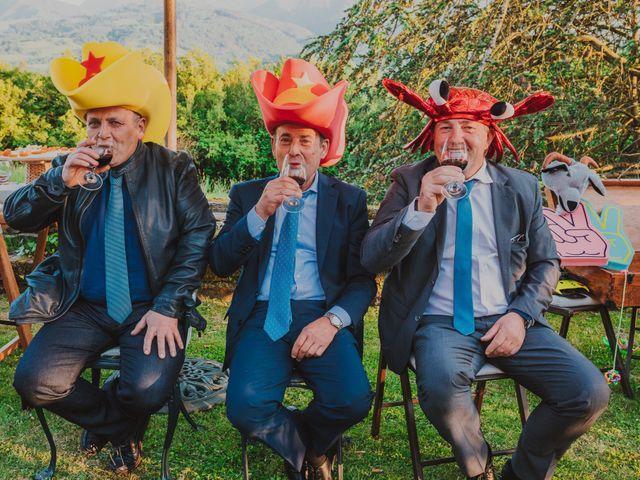 La boda de Fer y Vero en Infiesto, Asturias 114