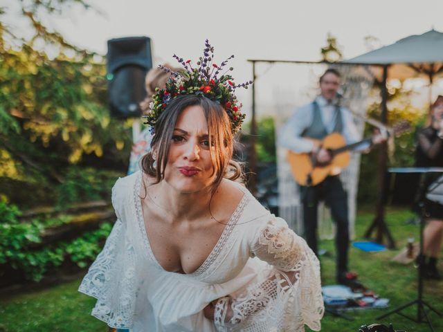 La boda de Fer y Vero en Infiesto, Asturias 110