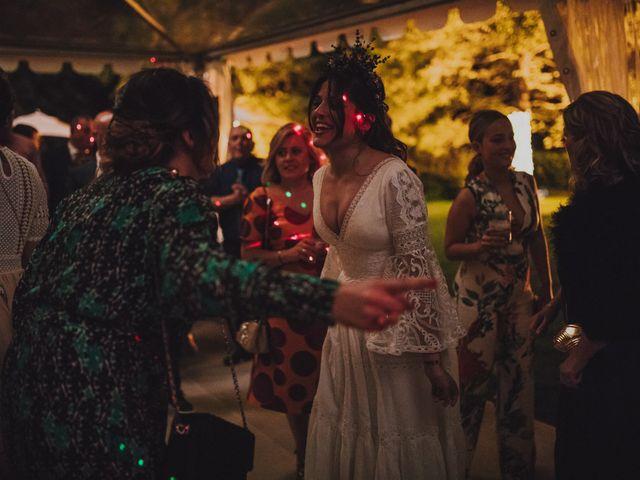 La boda de Fer y Vero en Infiesto, Asturias 122