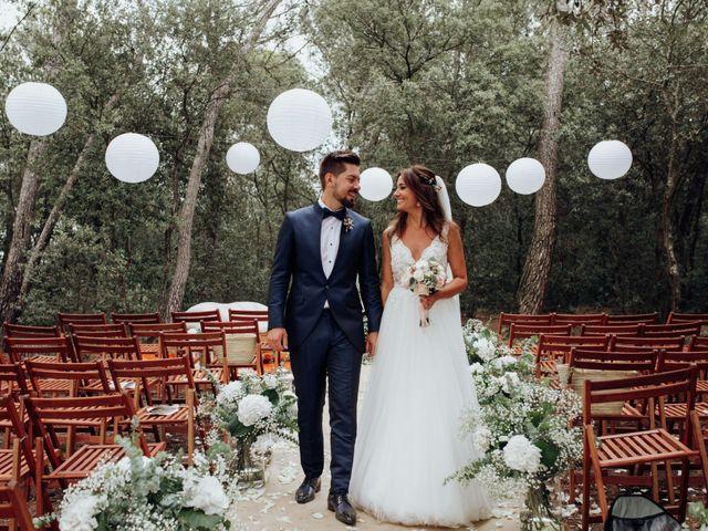 La boda de Judit y Aleix