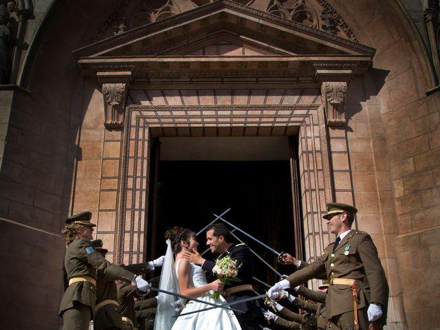 La boda de Alvaro y Cristina en Burgos, Burgos 12